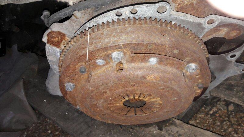 Корзина сцепления Bmw 316I E36 M43 1994