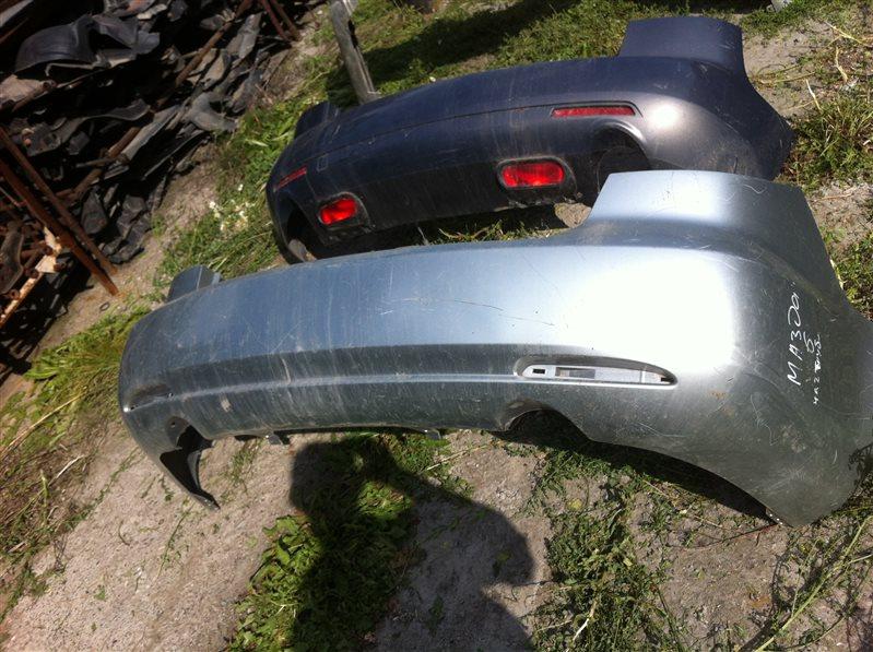 Бампер Mazda 6 задний