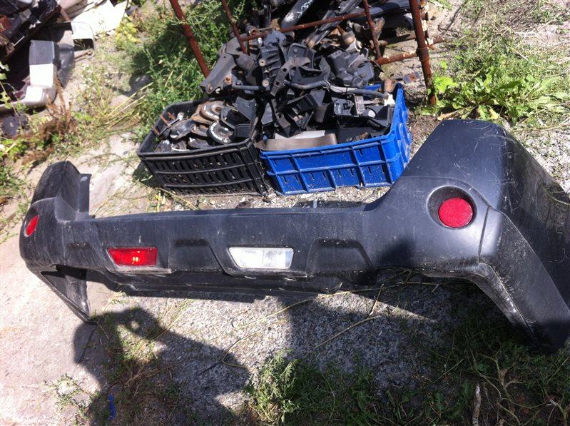 Бампер Nissan X-Trail 31 задний