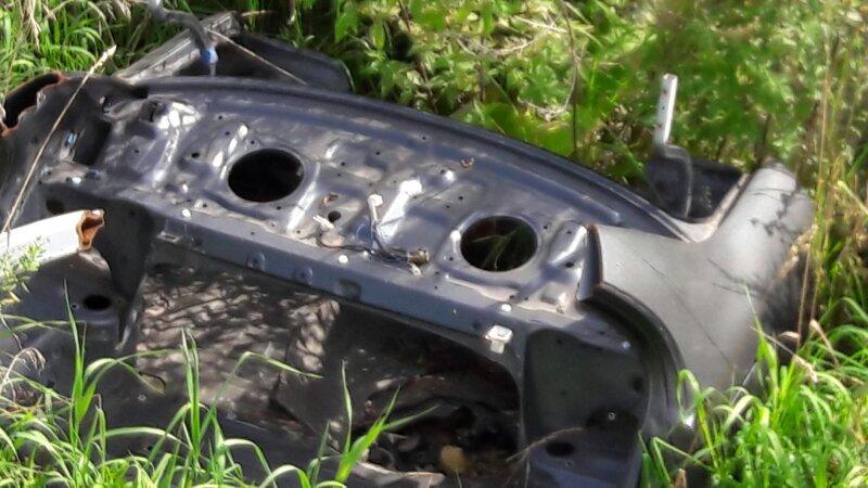 Задняя часть автомобиля Audi A4 B5 УНИВЕРСАЛ ARG 1.8 НЕ ТУРБО 2000