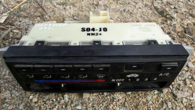 Блок управления климат-контролем Honda Partner EY7, EY8 D15B 2001