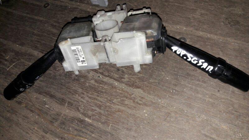 Блок подрулевых переключателей Subaru Forester SG5 EJ20 2003