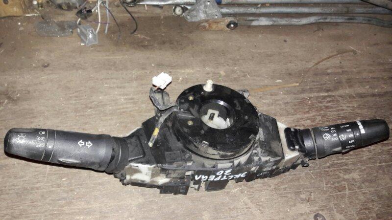 Блок подрулевых переключателей Nissan X-Trail NT30 QR20DE 2003
