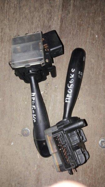 Блок подрулевых переключателей Toyota Probox NCP55, NCP50, NCP59 1NZFE 2003