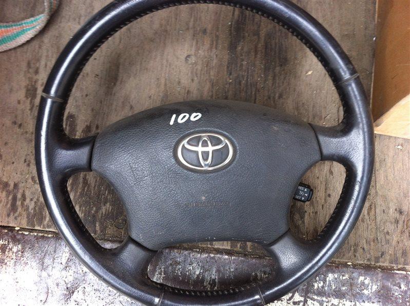 Руль Toyota Land Cruiser 100 2002