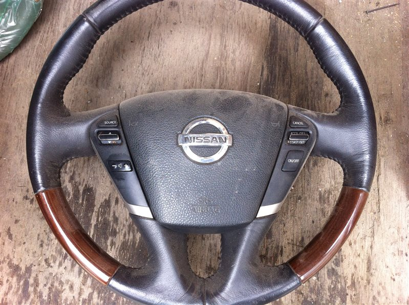 Руль Nissan Teana 32 2012