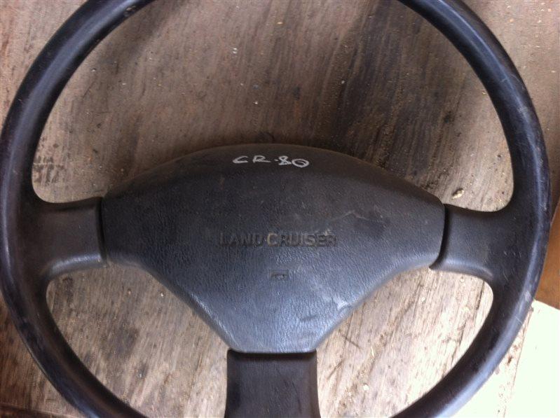 Руль Toyota Land Cruiser 80 1995