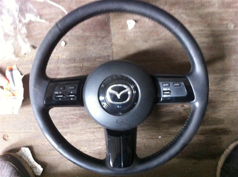 Руль Mazda Cx7 2007