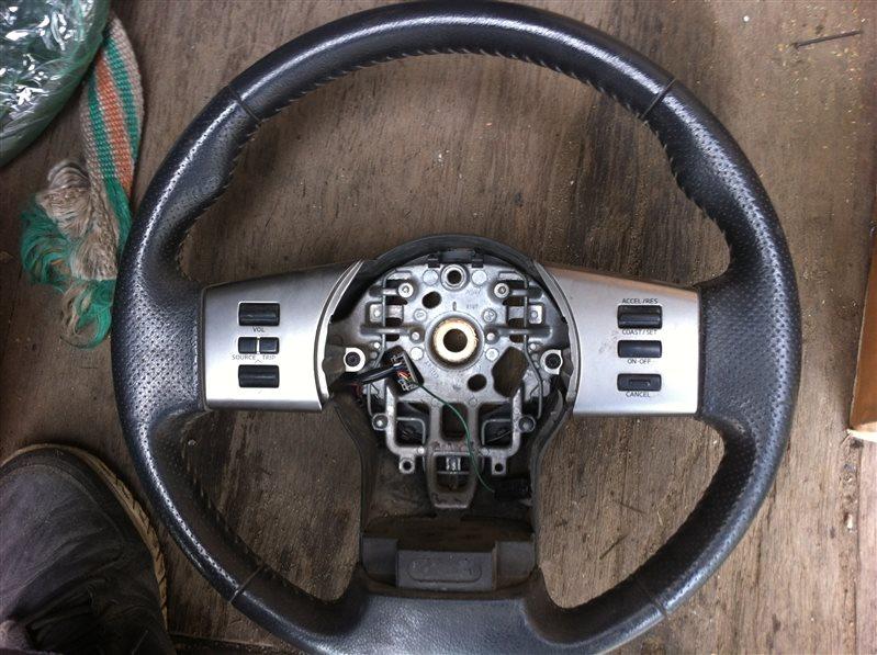 Руль Nissan Navara 51