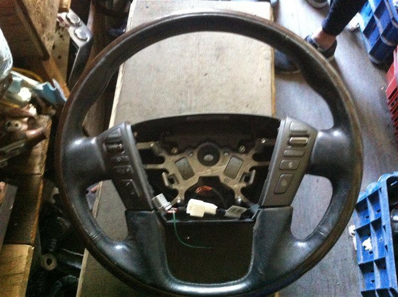 Руль Infiniti Qx56 62 2012