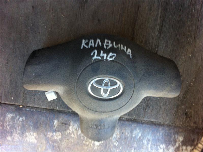 Airbag подушка безопасности на руль Toyota Caldina 240