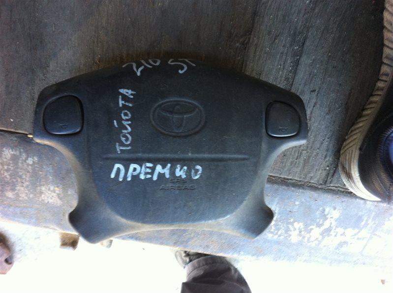 Airbag подушка безопасности на руль Toyota Premio ST210