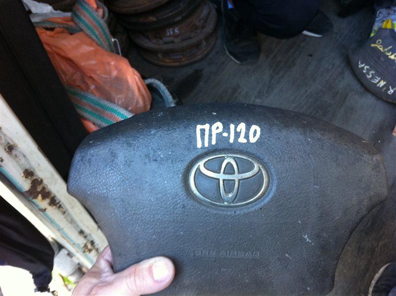 Airbag подушка безопасности на руль Toyota Land Cruiser Prado 120