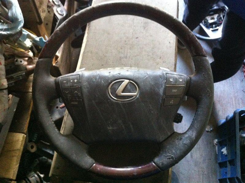 Руль Lexus Lx570 200