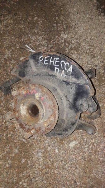 Поворотный кулак, ступица Nissan Rnessa N30 QG18DE 2000 передний левый