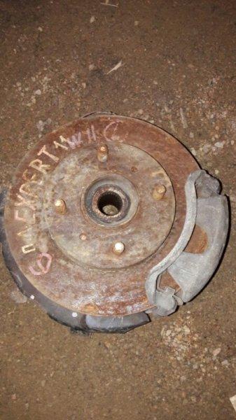 Поворотный кулак, ступица Nissan Expert W11 QG18DE 2000 передний левый