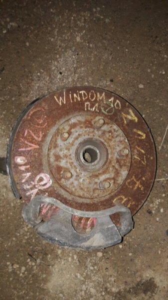 Поворотный кулак, ступица Toyota Windom MCV10 1996 передний левый