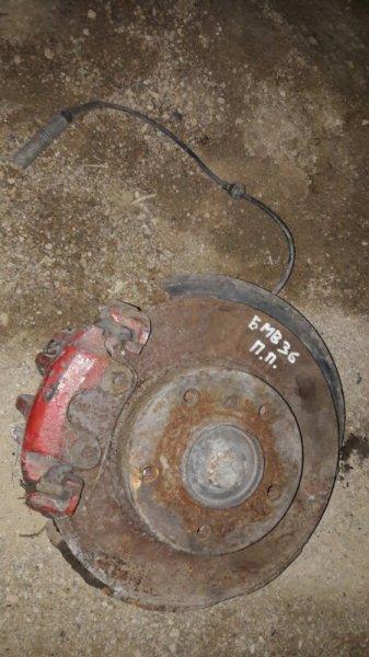 Поворотный кулак, ступица Bmw 316I E36 M43 1994 передний правый