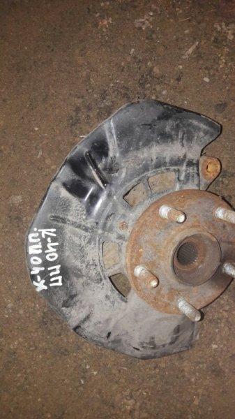 Поворотный кулак, ступица Toyota Camry ACV40, ACV50 2AZFE, 2GR 2007 передний