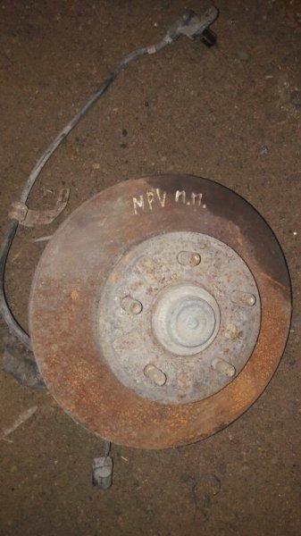 Поворотный кулак, ступица Mazda Mpv LVEW, LVLR, LVLW WL 1996 передний правый