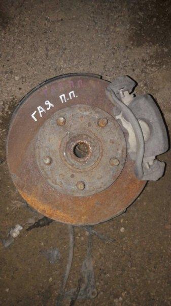Поворотный кулак, ступица Toyota Gaia SXM15G, CXM10G, ACM10G, ACM15G, SXM10 3SFE 2000 передний правый