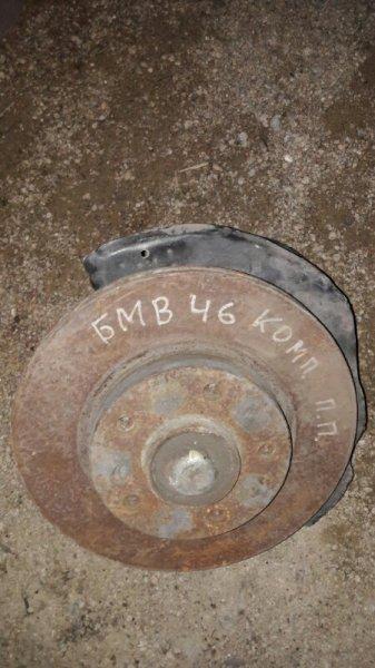 Поворотный кулак, ступица Bmw 318I E46 M52 N42 2003 передний правый