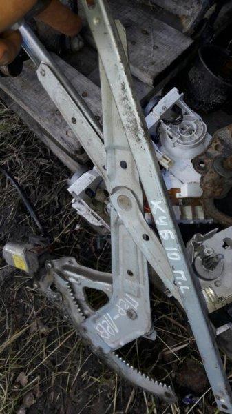 Стеклоподъемный механизм Nissan Cube AZ10 CG10 2000 передний левый