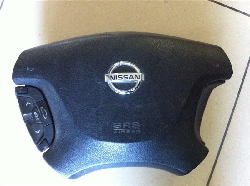 Airbag подушка безопасности на руль Nissan Patrol 61 2004