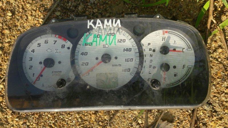 Щиток панель приборов Toyota Cami J100 1999