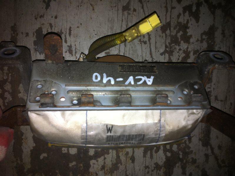 Airbag пассажирский подушка безопасности Toyota Camry ACV40