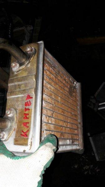Радиатор отопителя Mitsubishi Canter F435 4D32 1990