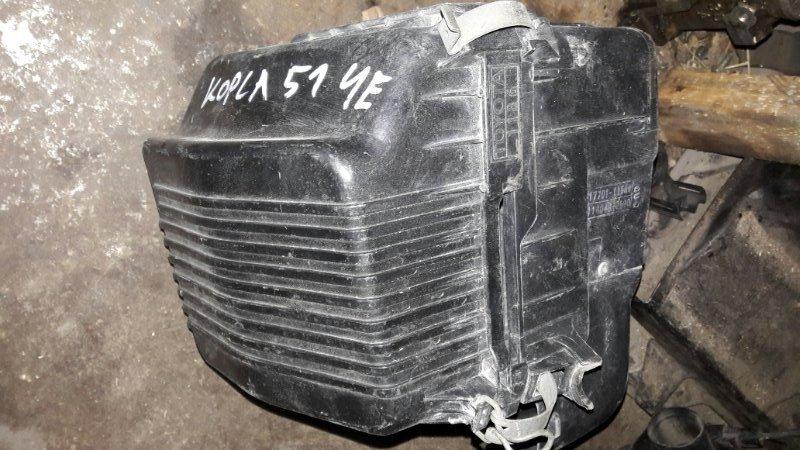 Корпус воздушного фильтра Toyota Corsa EL51, EL53, EL50 4EFE, 5EFE 1999