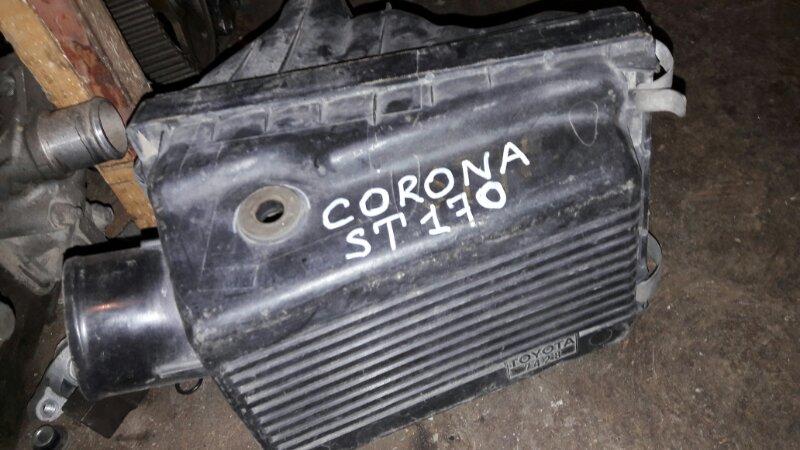 Корпус воздушного фильтра Toyota Corona ST170 3SFE 1991