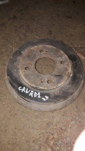 Тормозной барабан Honda Crv RD1 B20B 1996 задний