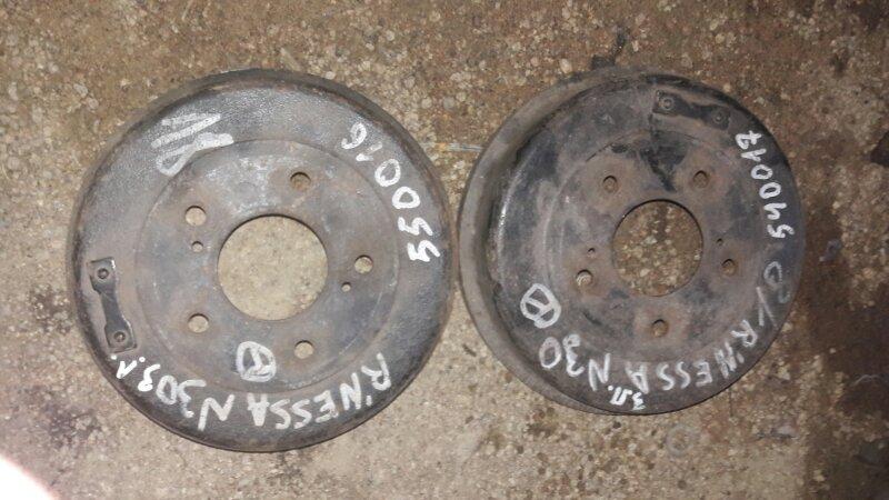 Тормозной барабан Nissan Rnessa N30 1999 задний