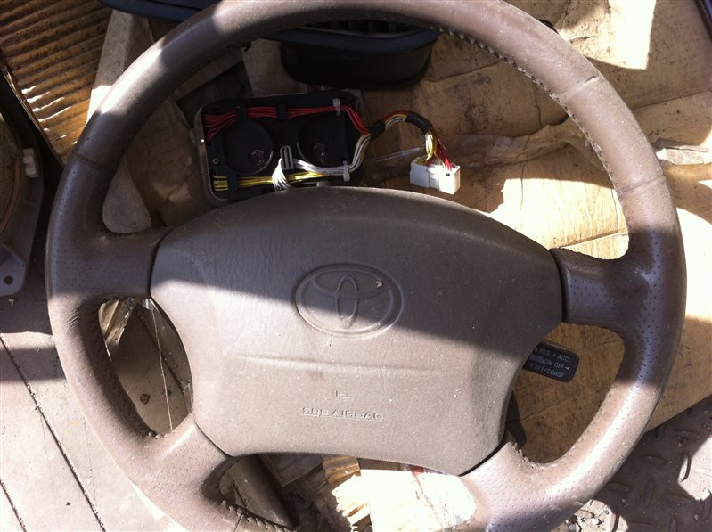 Airbag Toyota Land Cruiser 100 2002