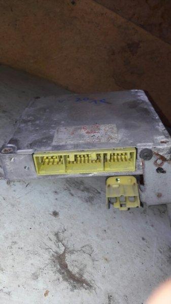 Блок управления двс, бортовой компьютер Toyota Vista SV20, SV21, SV22 1SFE, 3SFE 1988