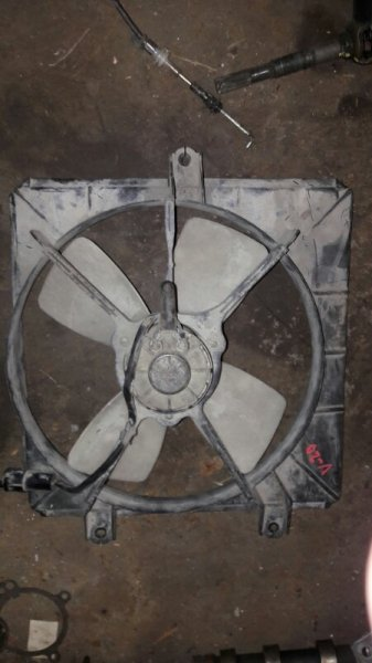 Вентилятор радиатора Toyota Vista SV20, SV21, SV22 1SFE, 3SFE 1988