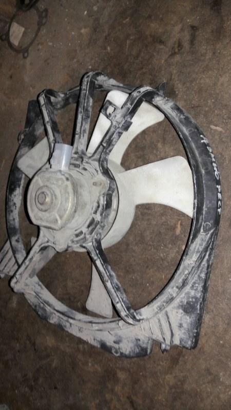 Вентилятор радиатора Mazda Demio DW3W B3 2001
