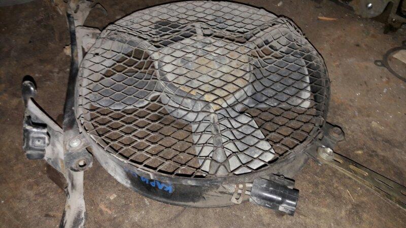 Вентилятор радиатора Toyota Carina AT170, AT171, AT175, ST170 5AF, 4AFE, 5AFE, 3SFE 1990