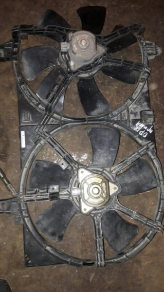 Вентилятор радиатора Nissan Primera TP12, QP12 QR20DE 2003