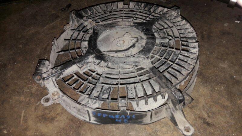 Вентилятор радиатора кондиционера Toyota Tercel EL41, EL43, EL44, EL45 4EFE, 5EFE 1993