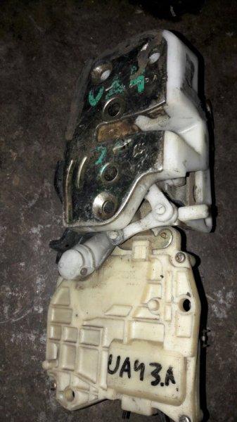 Замок двери Honda Inspire UA4, UA5 J25A 1999 задний