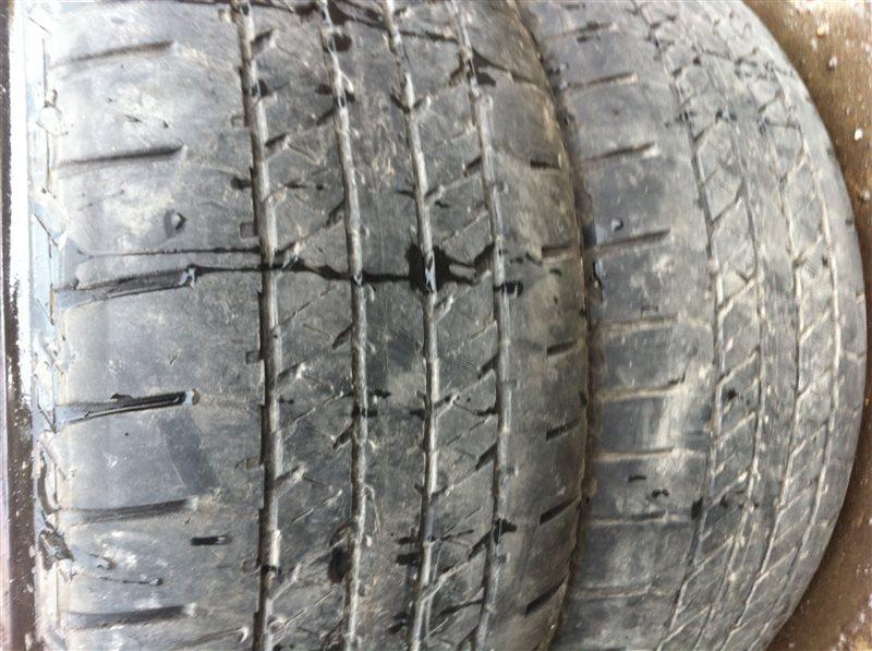 Комплект из 2-х шин R20 / 275 / 60 Bridgestone Dueler H\T