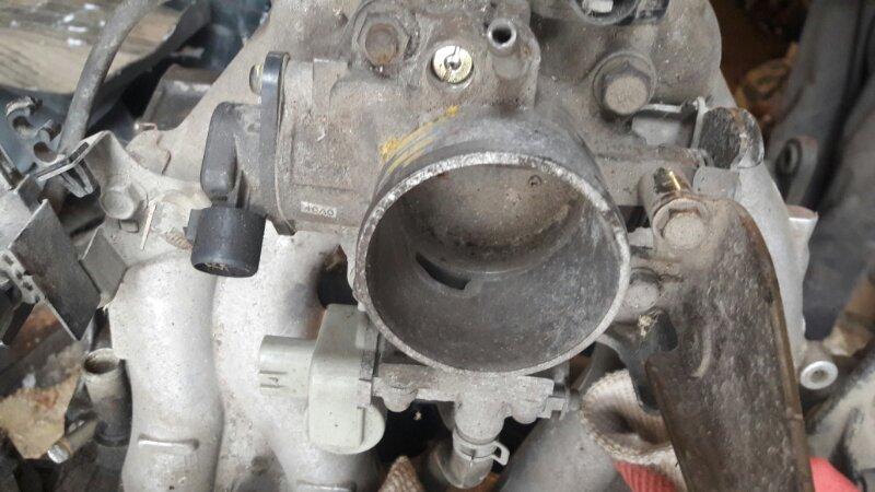 Дроссельная заслонка Honda Hrv GH3, GH2 D16A, D17A 2000