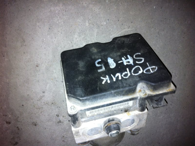 Блок abs Subaru Forester SH5 2010
