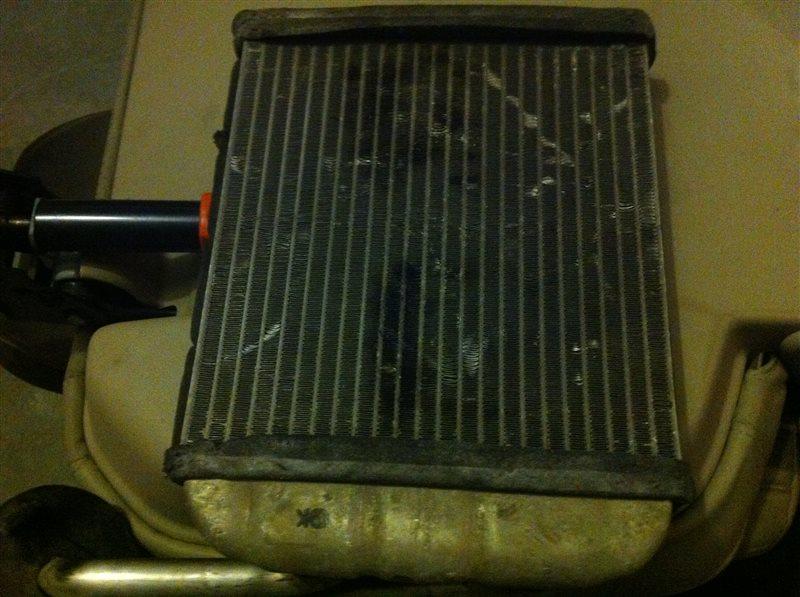 Радиатор отопителя Volkswagen Touareg 2005