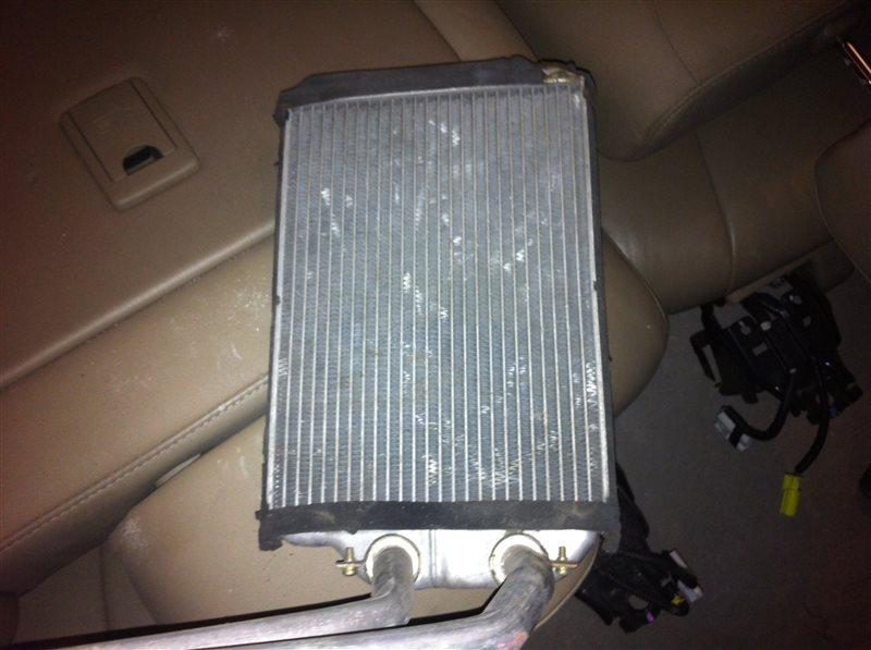 Радиатор отопителя Toyota Nadia