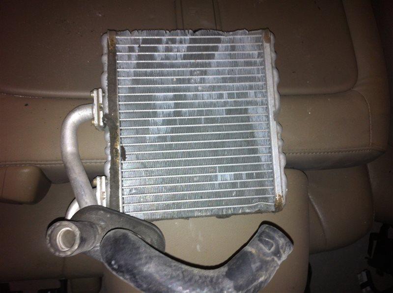 Радиатор отопителя Mitsubishi Challenger 6G74 2001