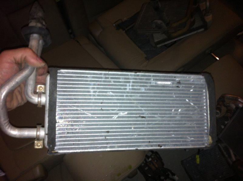 Радиатор отопителя Honda Stream RN1
